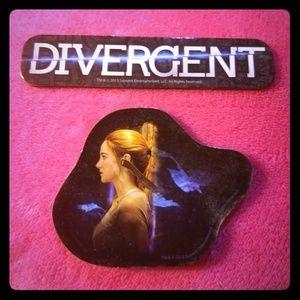 Divergent Magnets